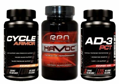 RPN Havoc Complete Supplement Cycle Stack.  FREE Shipping  eBay