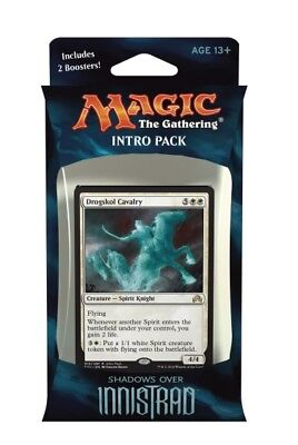60-Card Ghostly Tide Shadows over Innistrad intro Pack Deck 2 booster Packs MTG