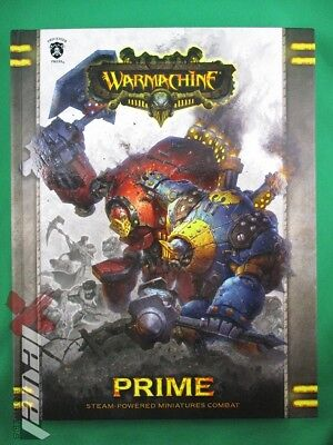 Prime [Hardcover] [x1] Other [Warmachine] Good