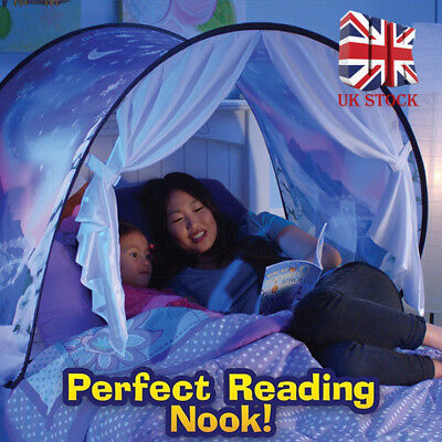 HOT Kids Dream Tents Winter Wonderland Foldable Tent Camping Outdoor Baby Tents
