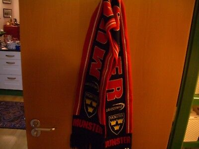 munster lansdowne rugby union scarf