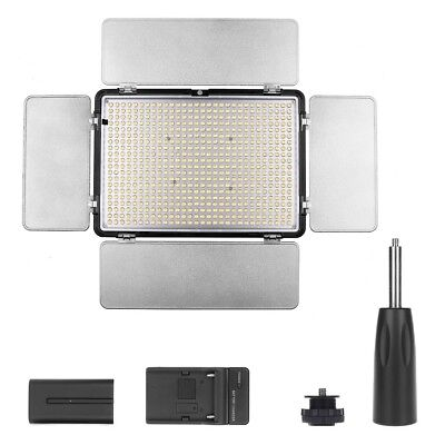 Travor TL-600AS 2.4G LED Video Light for video shooting with 2.4G remote