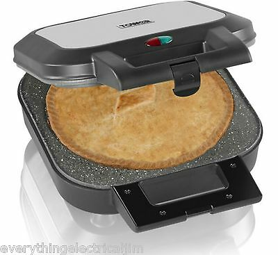 Tower 9 inch Large Black Family Pie Maker T27006