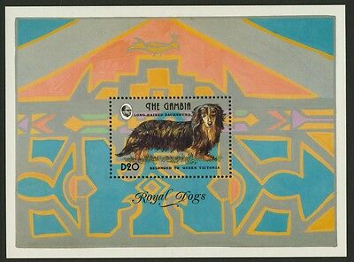 Gambia 1403 MNH Dogs