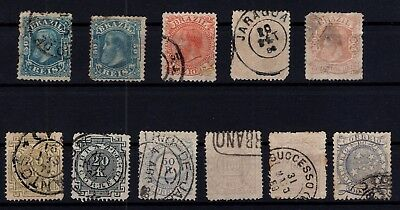P43334/ Brésil / Brazil / Lot 1881 - 1888 Obl / Used 123 €