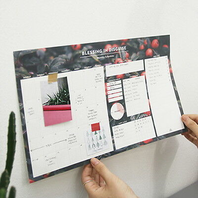 2018 But Today Scheduler Diary Planner Notebook Agenda Paper Desk Office Monthly