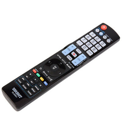 Replacement Universal Remote Controller Black For LG LCD LED HDTV 3D Smart TV