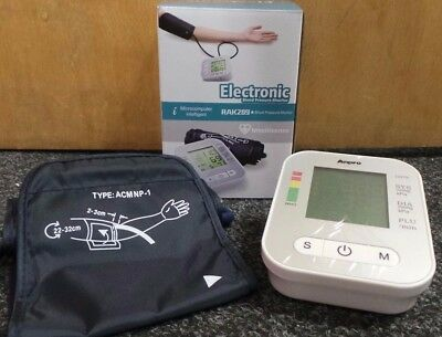 Intellisense Electronic Blood Pressure Monitor