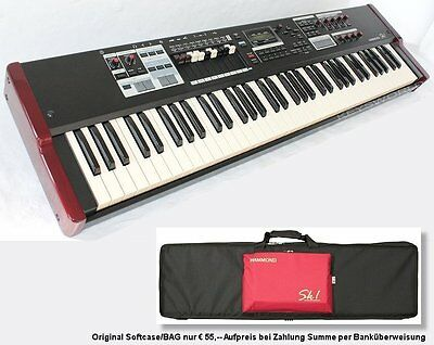 HAMMOND SK-1 73 Tasten_Stage Keyboard_E Piano pro_Orgel_9 kg_NEU_BAG*_EINTAUSCH