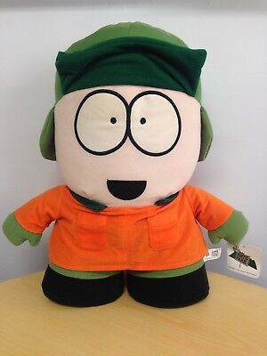 "Large Kyle South Park Plush/Soft Toy Approx 20"" (50cm) 2008 Comedy Central."