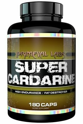 Primeval Labs Super Cardarine.  High Endurance + Rapid Fat Loss FREE