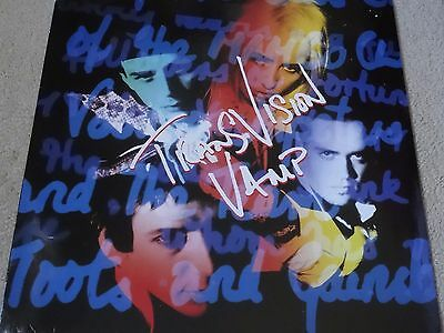 Transvision Vamp - Little Magnets Versus The Bubble Of Babble Lp Spain Mca10331
