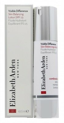 Elizabeth Arden Visible Difference Skin Balancing Lotion - Women's For Her. New