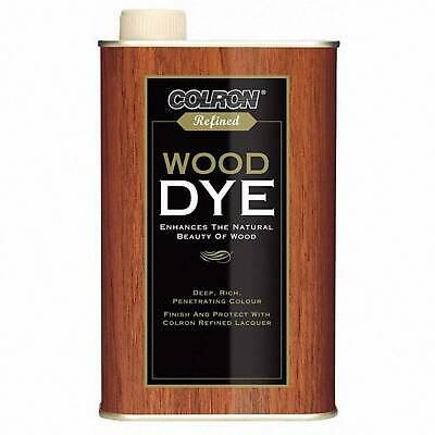 Colron Refined Wood Dye - 250ml 500ml - Different Colours - FREE DELIVERY