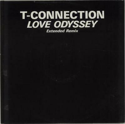 "Love Odyssey T-Connection 12"" vinyl single record (Maxi) UK 12CL287 CAPITOL"