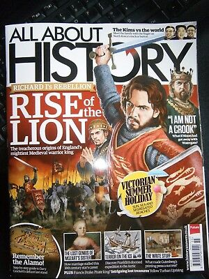 All About History Magazine Issue 55 (new) 2017