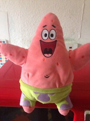 Patrick From Spongebob Beanie Toy