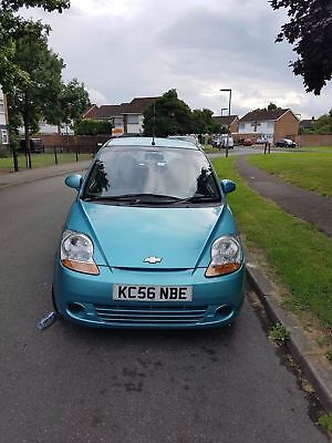 2006 Chevrolet Matiz 1.0 se plus spares or repair