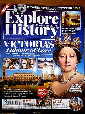 Explore History Magazine Issue 5 (new) 2016