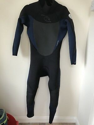Men's 2015 Rip Curl Wetsuit, Size Medium, Bought Last Year New, Used Twice