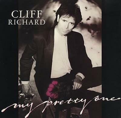"Cliff Richard 12"" vinyl single record (Maxi) My Pretty One UK 12EM4 EMI 1987"