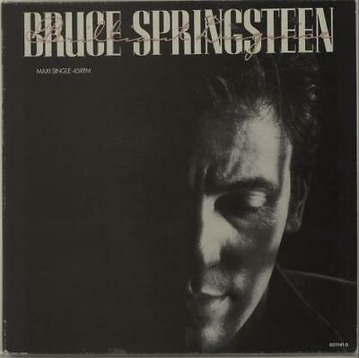 "Bruce Springsteen 12""  record (Maxi) Brilliant Disguise + ... GRE"