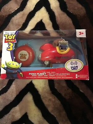 Toy Story Remote Control pizza planet