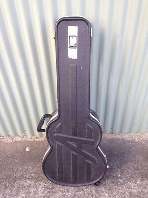 Acoustic Guitar Hard Case