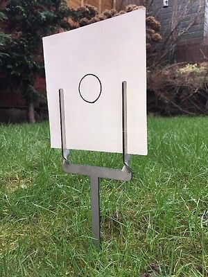 Air Rifle/ Airgun Target Card Holder