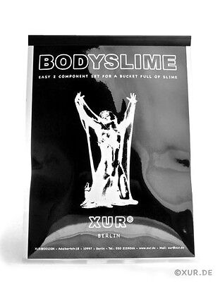 BODYSLIME , Schleim, Do-it-yourself-set for 10-15 LITERS of slime/lubricant