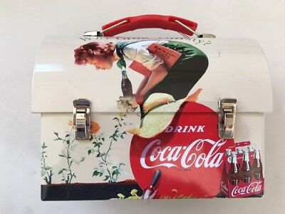 Coca-Cola Metal Lunch Box