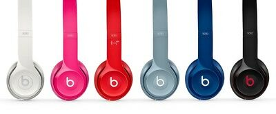 New Beats by Dr. Dre Solo2 Wired On-Ear Headphones