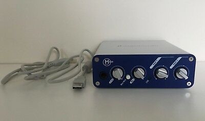 Digidesign MBox2 Mini Interface, USB, With Pro-Tools 8
