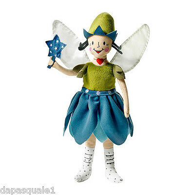 IKEA SANGTRAST - Soft Toy Fairy With Magic Spell