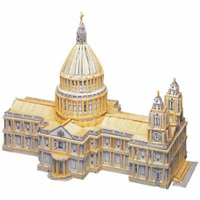 Hobby's St Pauls Cathedral Matchcraft Matchstick Kit Hobbys