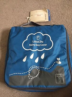 LittleLife Baby Carrier Cover/ Rainy Day Cover