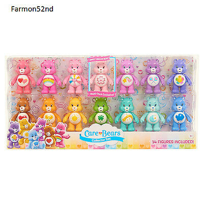 Care Bears Collector Set Just Play