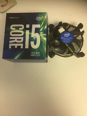 Original intel i5 i7 i3 heatsink Fan cooler for socket 1150 1151 1155. UNUSED