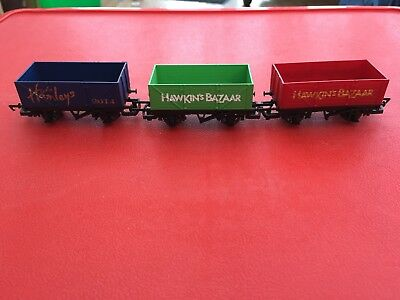 Lot 1 Hornby Wagons And Trucks