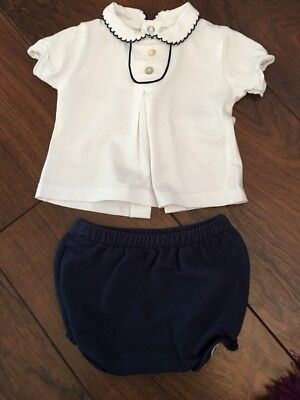 baby boy original Spanish Style Outfit 3M