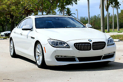2013 BMW 6-Series 640i Gran Coupe 2013 BMW 640i Gran Coupe Sedan 2014 6 series 650i M Sport Mercedes CLS550