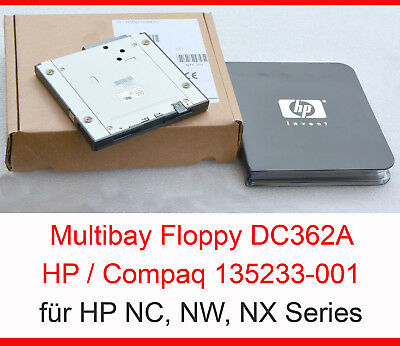 Hp Multibay Diskettendrive Floppy 1,44Mb Fdd Dc362A For Nc6000 Nc8000 Nw8000