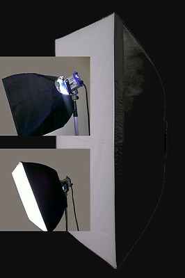 Softbox bzw. Chimera für Arri Fresnel Stufenlinse 150W 300W Junior