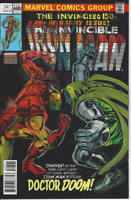 Invincible Iron Man #593 Lenticular Homage Variant First Print Legacy