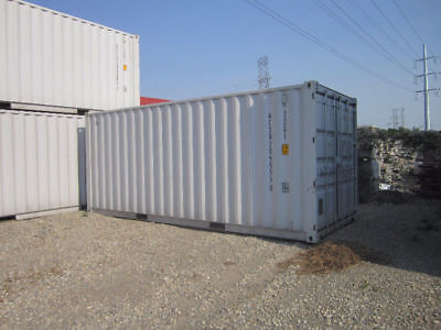 20' Foot Shipping Container Used Good Condition, Delivery