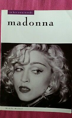 Madonna In Her Own Words Uk Book Omnibus 98 Pagine