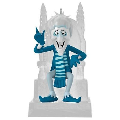 Hallmark 2017 He's Mr Snow Miser The Year Without a Sana Claus Ornament