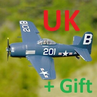 Eleven Hobby F8F Bearcat 1100mm Wingspan Warbird PNP RC Airplane *UK*