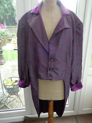 """Men's 18th / 19th century style theatrical frock coat  - 46""""  / 116 cm chest"""