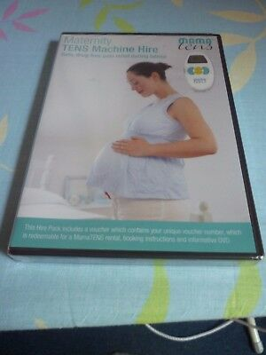 Mama Tens Maternity TENS Machine Hire. Voucher for 5-7 Weeks Rental
